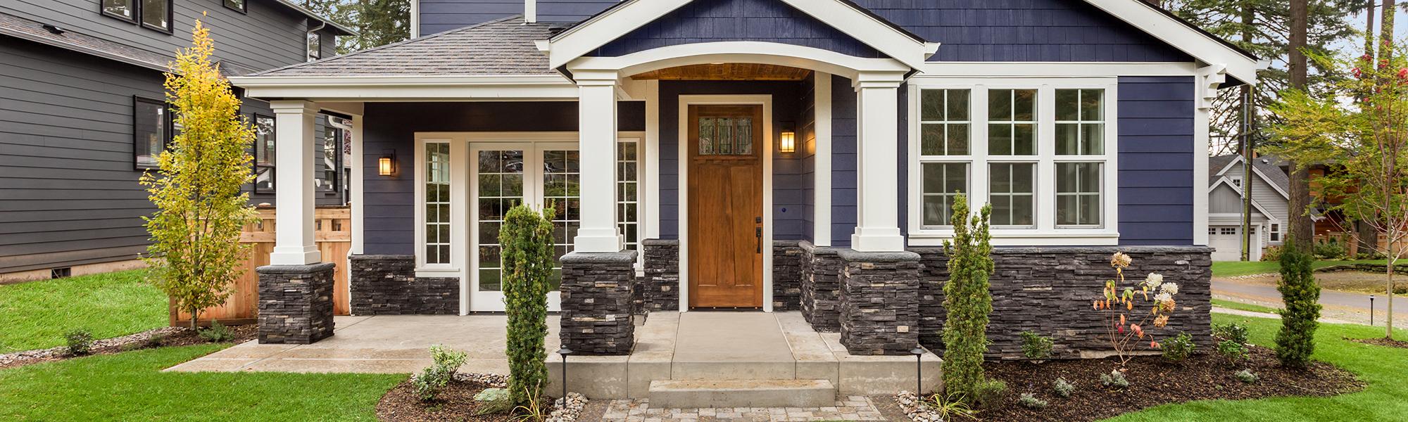 House exterior photo